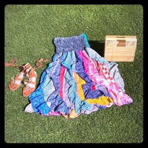 Dresses & Skirts - Boho 🌈One-of-a-Kind🌈 Dress/Skirt